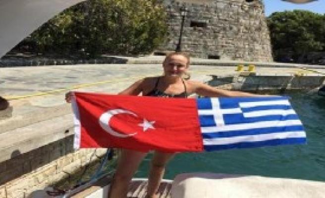 Dostluk Kulaçlarını İstanköy'e Attı