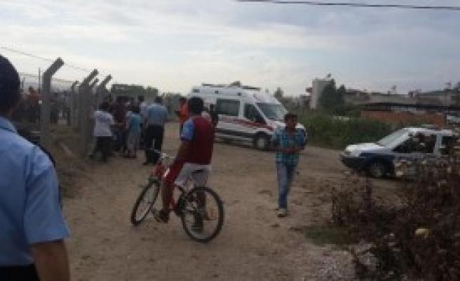 DSİ Kanalına Giren 15 Şeyhmus Kayboldu