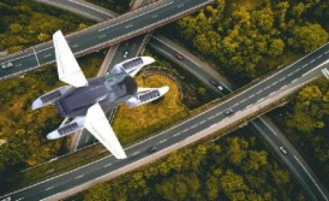 Dubai'nin Rus Yapımı Uçan Taksileri