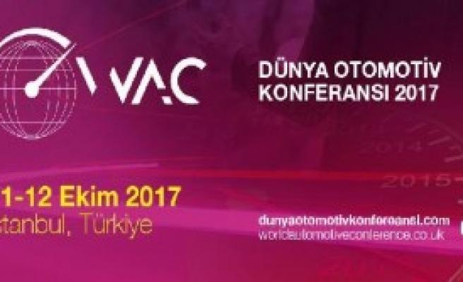 Dünya Otomotiv Konferansı İçin Geri Sayım
