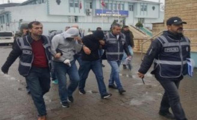 Çaldılar, İstanbul'da Yakalandılar