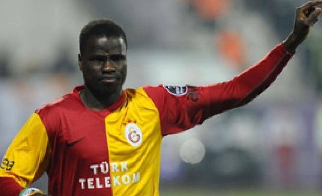 Eboue: Sabırlı Oynayarak Sonuca Ulaşacağız