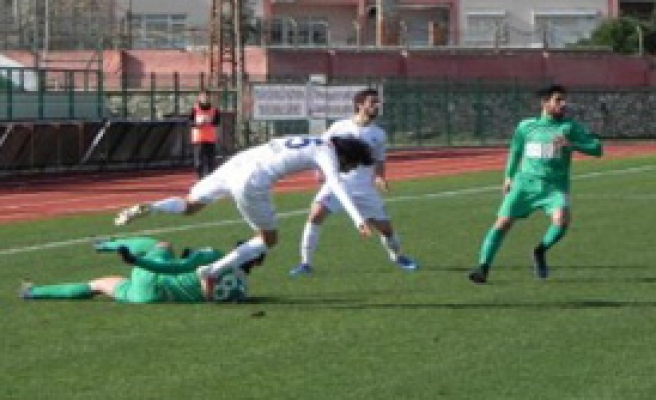 Kırklarelispor - Dardanelspor: 2-1