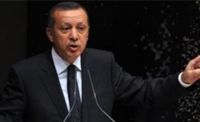 Erdoğan BDP'lilerle Görüştü