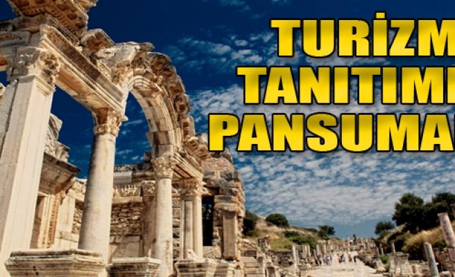 Turizme Tanıtımlı Pansuman