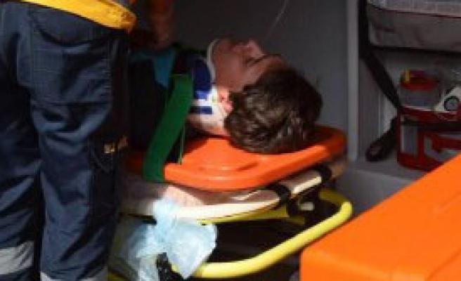 Fatsa'da Kaza: 11 Yaralı