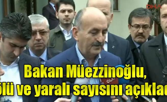 Bakan Müezzinoğlu Açıkladı