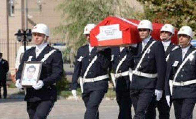 Özel Harekat Polisi, Son Yolculuğuna Uğurlandı
