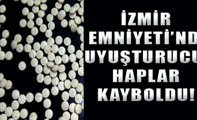Uyuşturucu Haplar Kayboldu!
