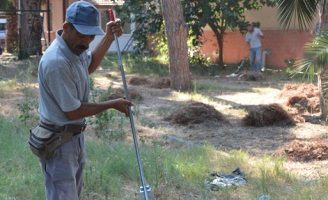 Dikili'de Çalışmalar Sürüyor