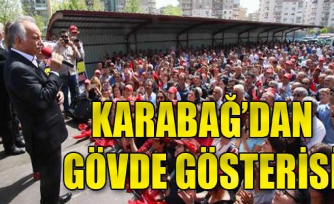 Karabağ'dan 'Alnım Ak' Açıklaması