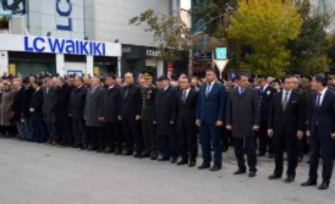 Atatürk, Niğde'de de Özlemle Anıldı