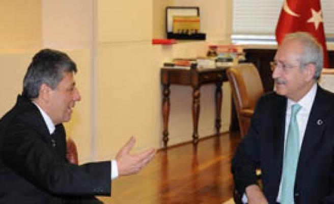 Balbay, Kılıçdaroğlu ile Görüştü