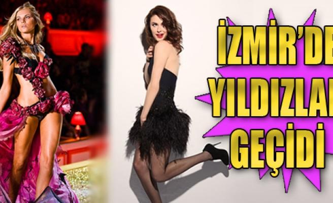 Yıldızlar IF Wedding Fashion İzmir'de Podyumda Olacak