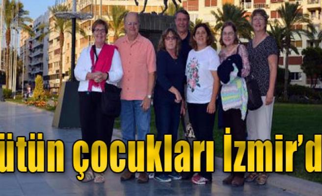 Tütün Çocukları İzmir'e Geldi