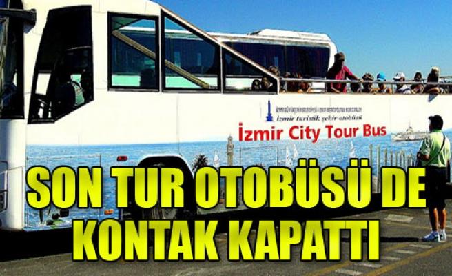 Son Tur Otobüsü de Seferden Kaldırıldı