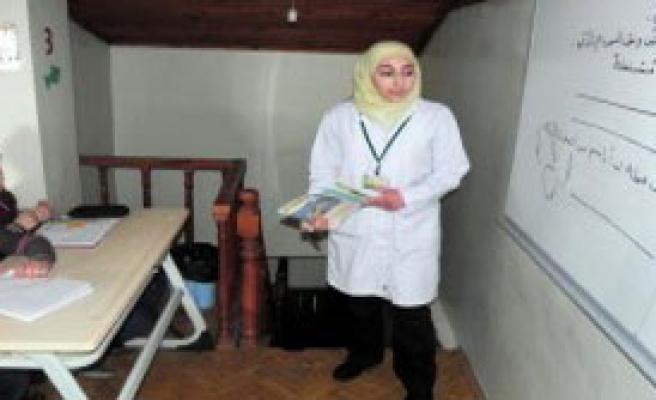 Milli Eğitim İzni Olmayan Suriye Okullarına Kilit