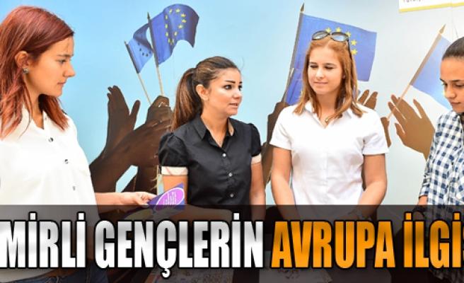 İzmirli Gençlerin Avrupa İlgisi