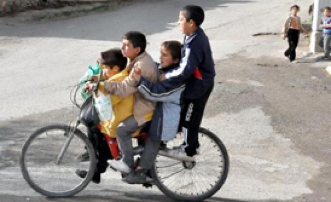 Trafikte 'Oto'siklet Sorumsuzluğu