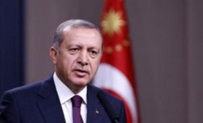 Erdoğan'dan Kınama Açıklaması