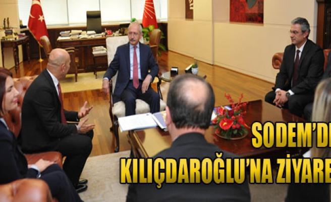 SODEM, Kılıçdaroğlu'nu Ziyaret Etti