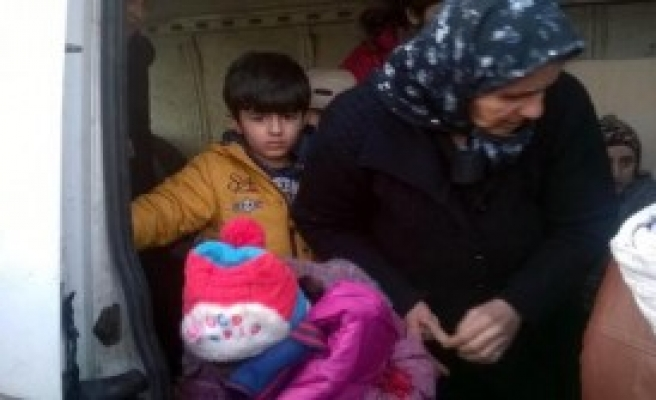 Edirne'de 51 Suriyeli Kaçak Yakalandı