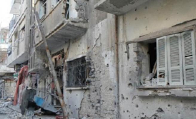 Suriye'de 36 Muhalif Öldü