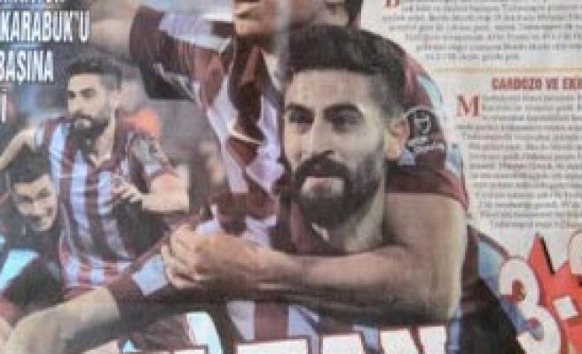 Trabzonspor'da Gündem Mehmet Ekici