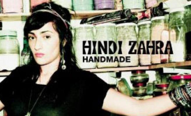 Hindi Zahra'dan İzmir'de Konser