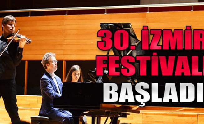 Festival Heyecanı 30 Yaşında