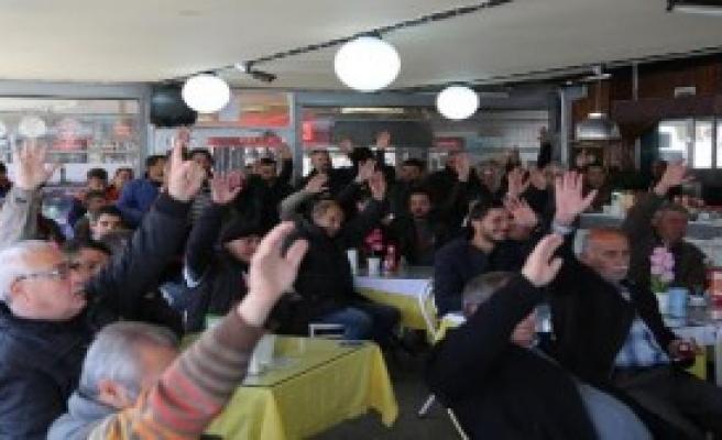 Efes Esnafına Belediye Koruması