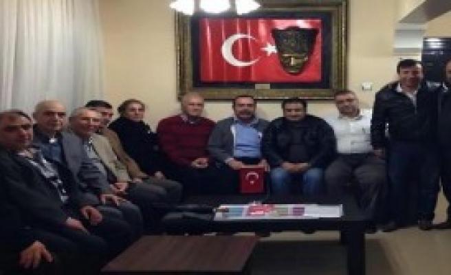 Ege Mardinliler Derneği'ne Yeni Başkan