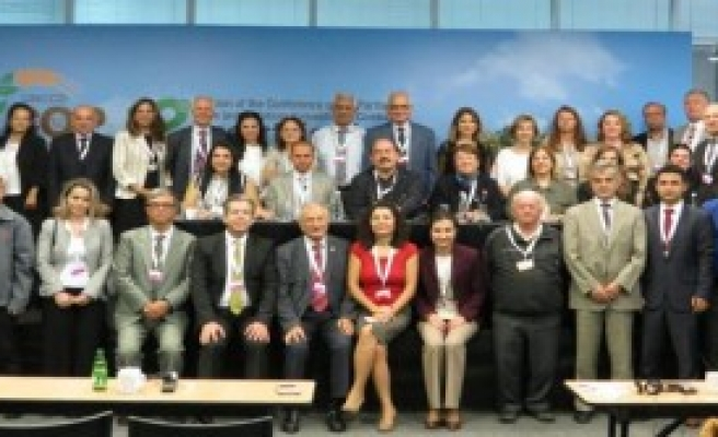 Ege Orman Vakfı BM Konferansına Katıldı