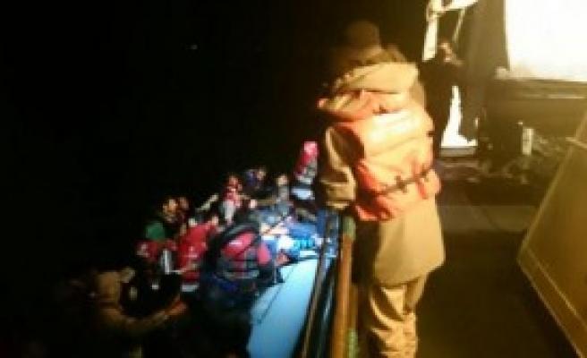 Ege'de Göçmen Kaçakçılığıyla Mücade Devam