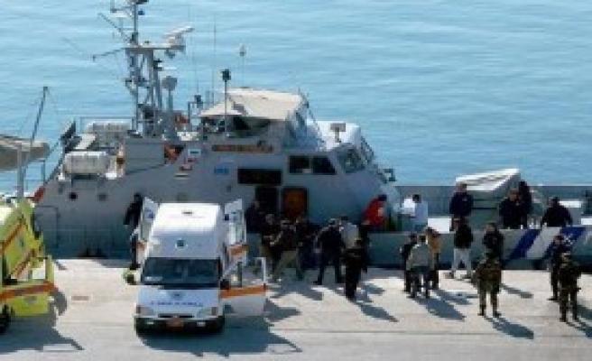 Türk Kaptan Tutuklandı