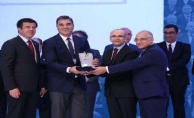 İhracat Şampiyonları Ödüllerine Kavuştu