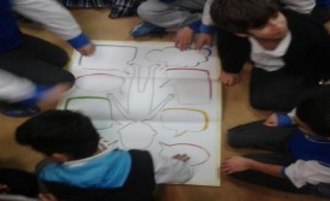 Eğitim Gönüllüleri, Öğrencilerle Buluştu
