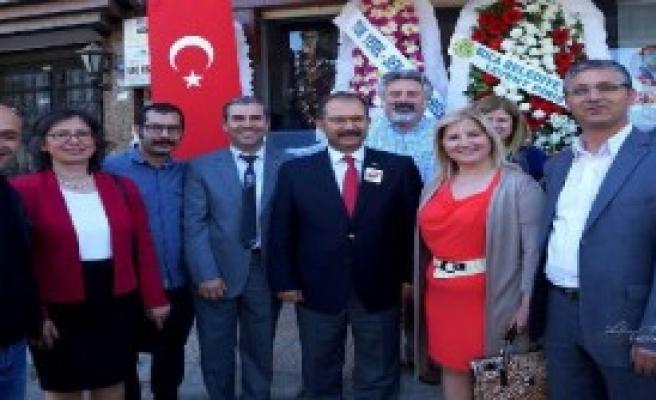 Eğitim İş İzmir 4 No'lu Şube Açıldı