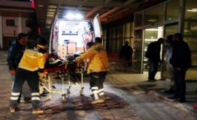 El Bab'da Yaralanan 15 ÖSO Askeri Kilis'e Getirildi