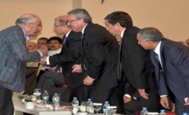 Elazığ'da İş'le Buluşmalar Toplantısı Yapıldı