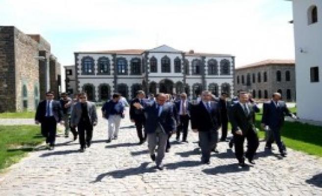 Emniyet Genel Müdürü Lekesiz, Diyarbakır'da