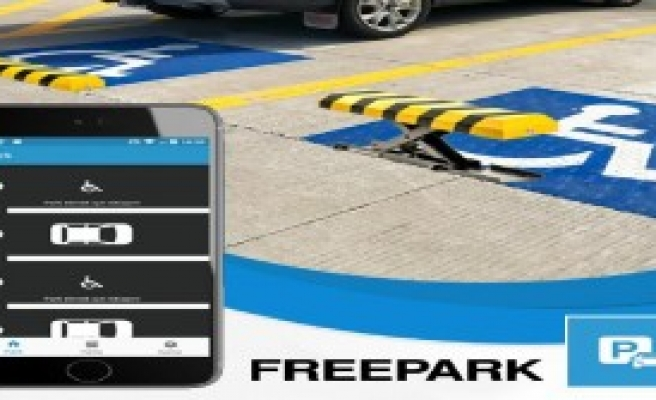 'Freepark' Uygulaması Destekçilerini Bekliyor