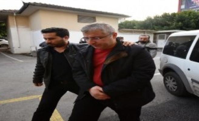 Emniyet Binasına Polisler Taşıdı