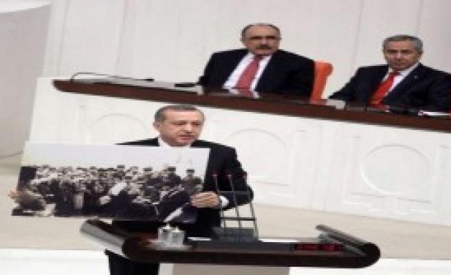 İlk Meclisi 3 Fotoğrafla Anlattı