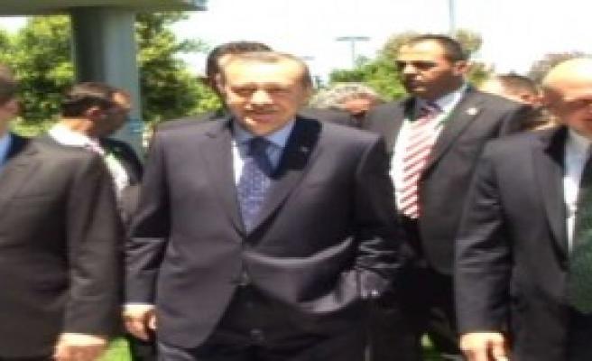 Erdoğan'dan Silikon Vadisi'ne Ziyaret
