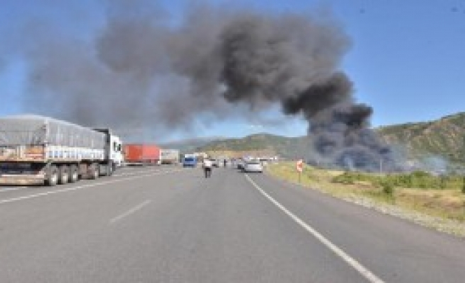 Erzincan'da 3 Askerin Yaralandığı Saldırıda, 1 Gözaltı