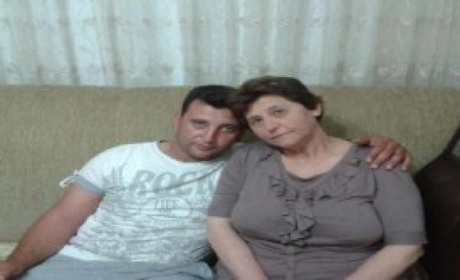 Eşinin Ölümüne 3 Gün Dayanabildi