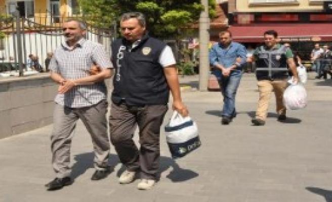 Eskişehir'de 38 Polis Adliyeye Sevk Edildi