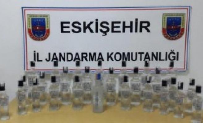 Eskişehir'de Sahte İçki Denetimi