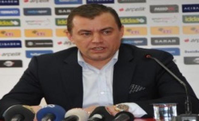 'Beşiktaş'ı Yenerek Moral Bulduk'